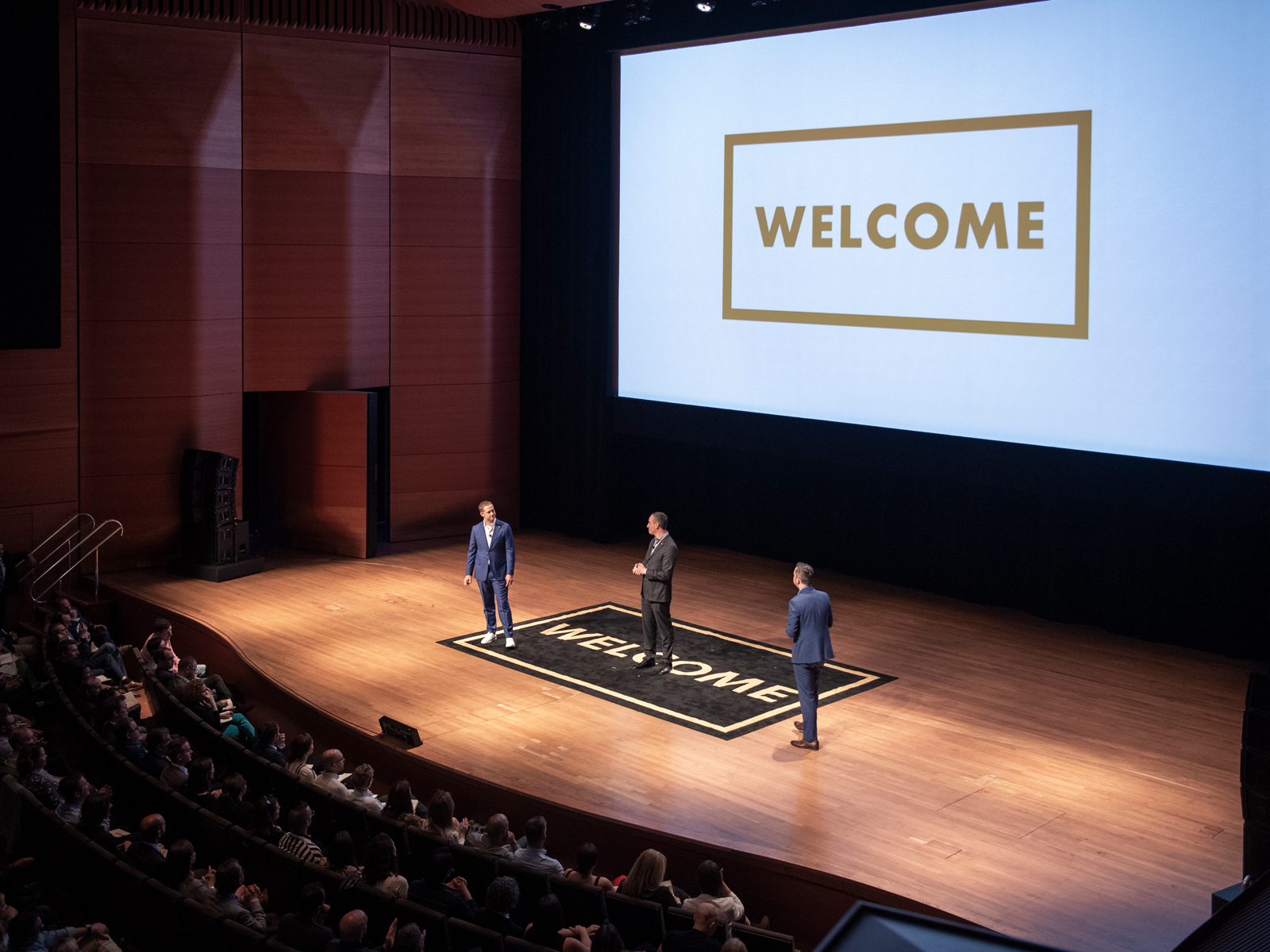 The 2019 Welcome Conference Was All About Leadership