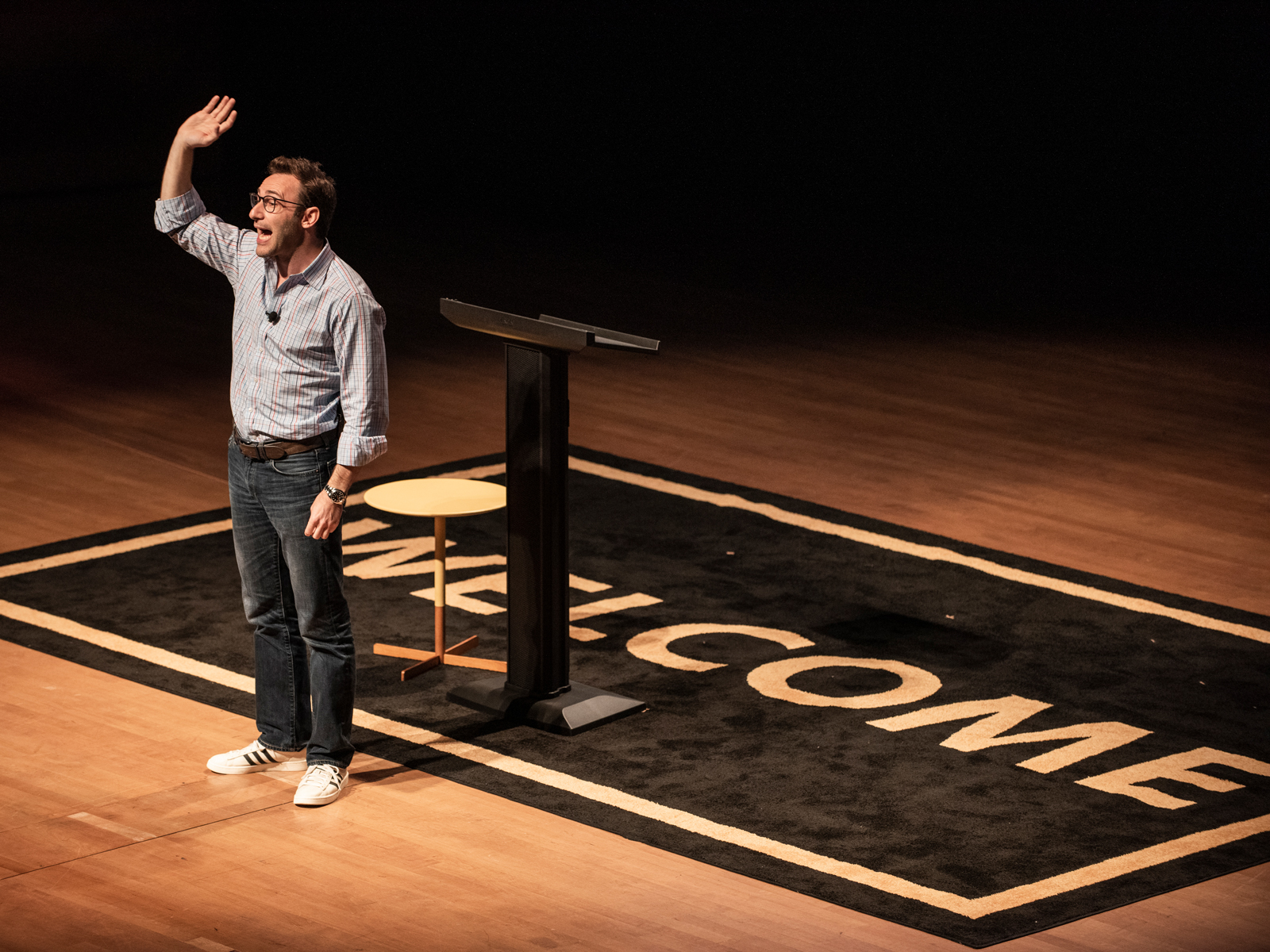 TED Talk Legend Simon Sinek Has 5 Pieces of Advice for Hospitality Pros