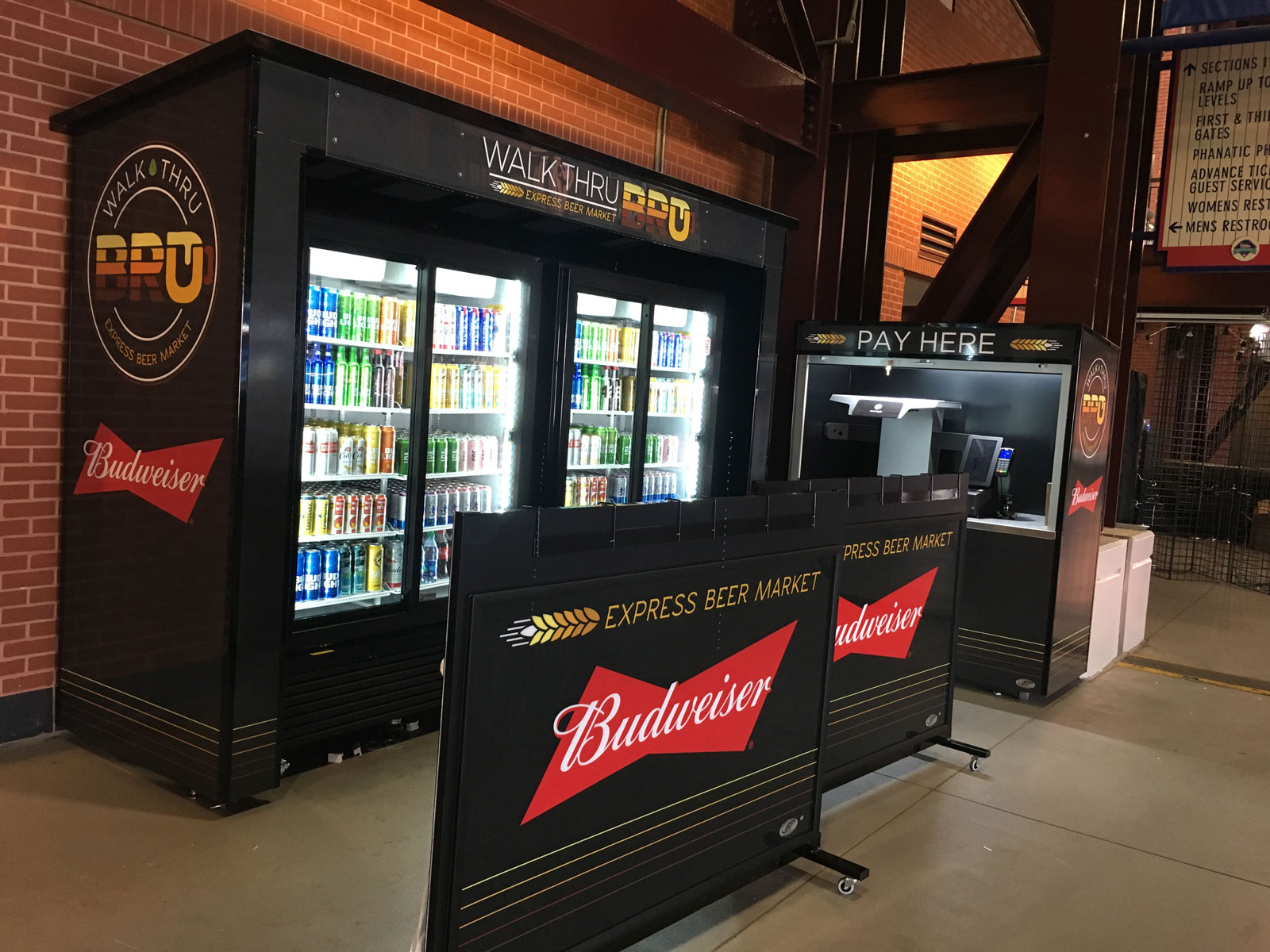MLB Ballparks Add Artificial Intelligence to Sell Beer Faster Than Ever Before