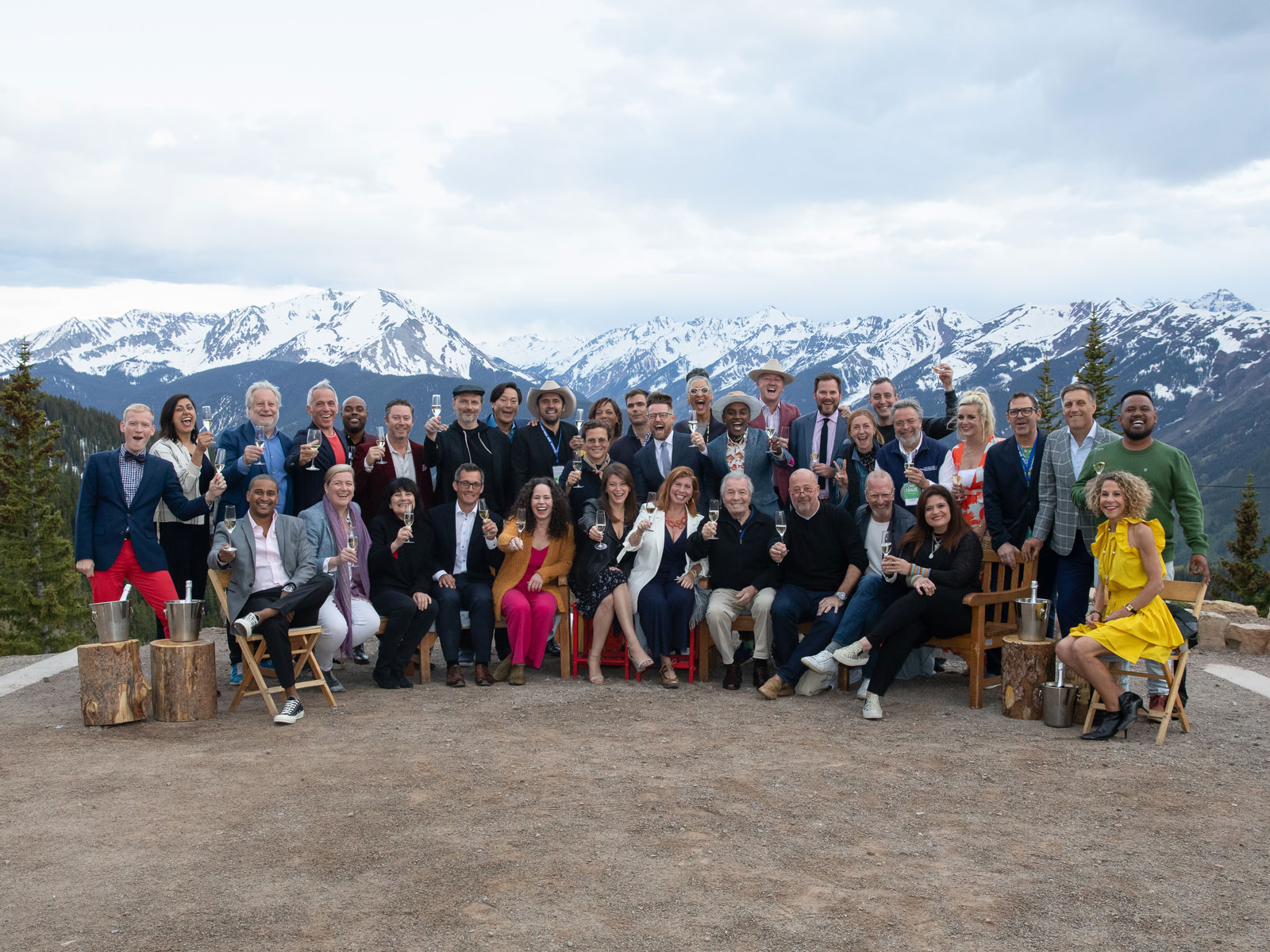 The 37th Annual mkgalleryamp;amp; Wine Classic in Aspen Was the Most Star-Powered Yet