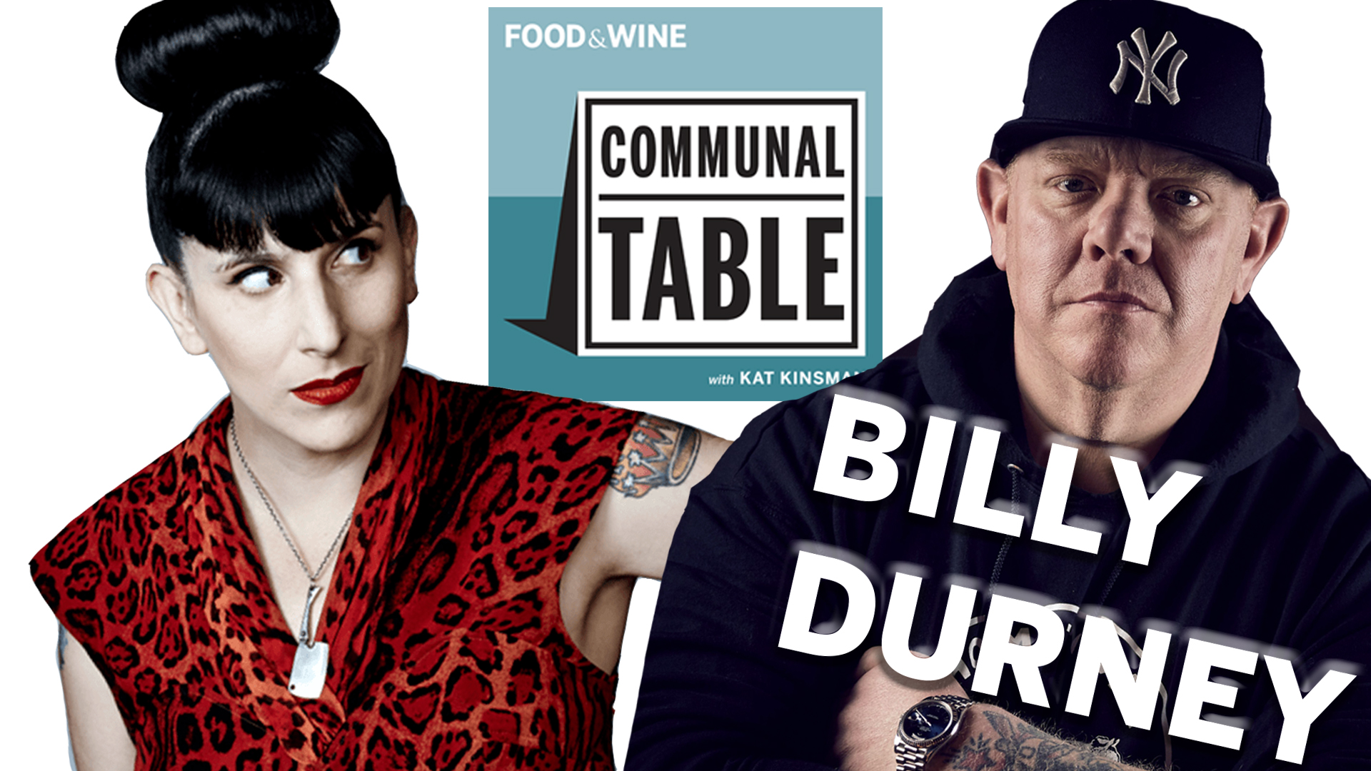 Communal Table Podcast: Billy Durney