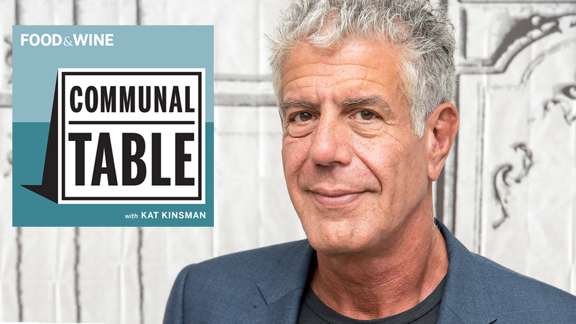 Communal Table Podcast: Bourdain Day Stories