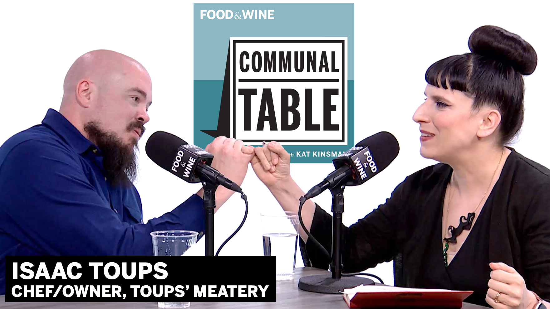 Communal Table Podcast: Isaac Toups