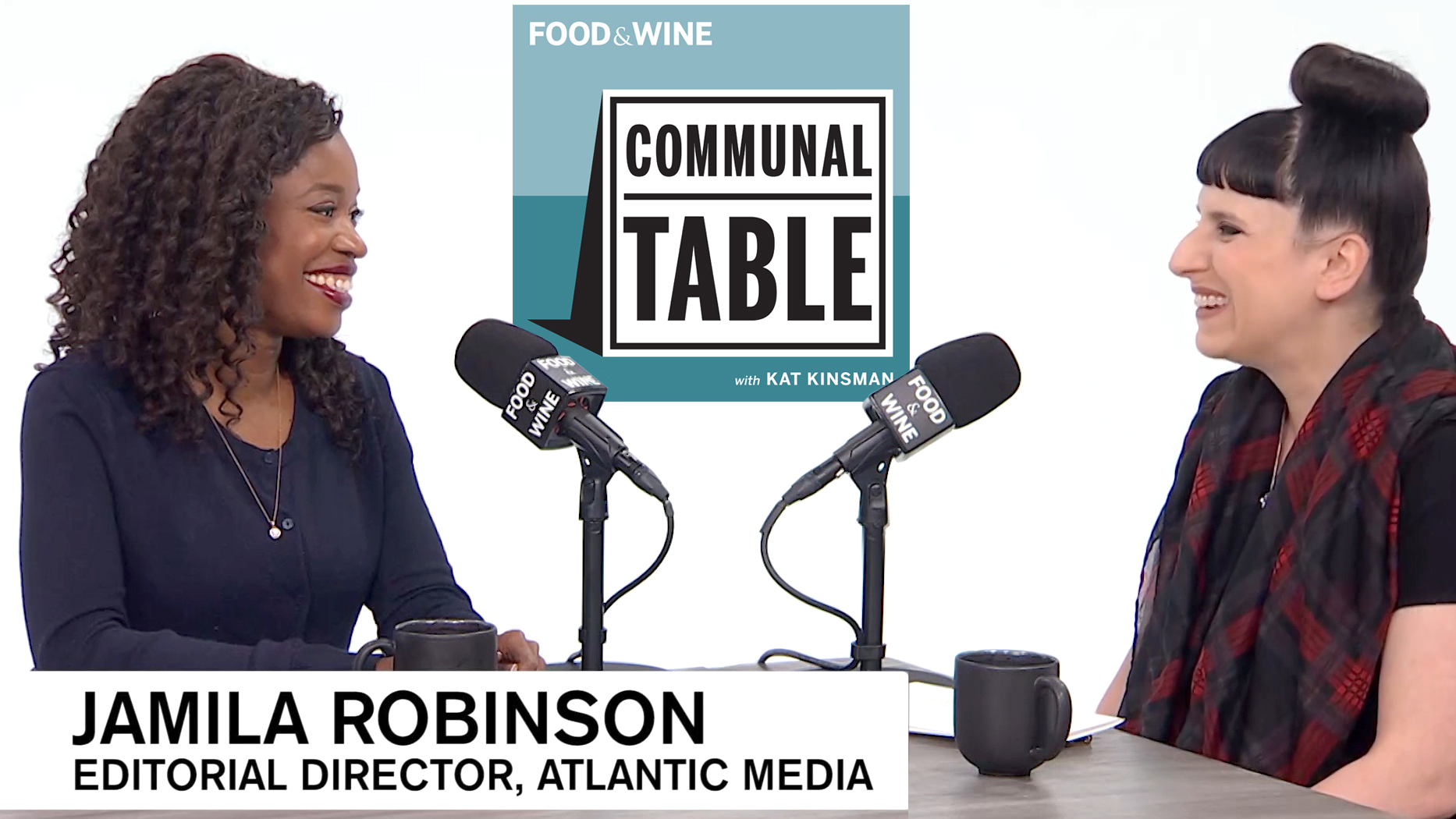 Communal Table Podcast: Jamila Robinson