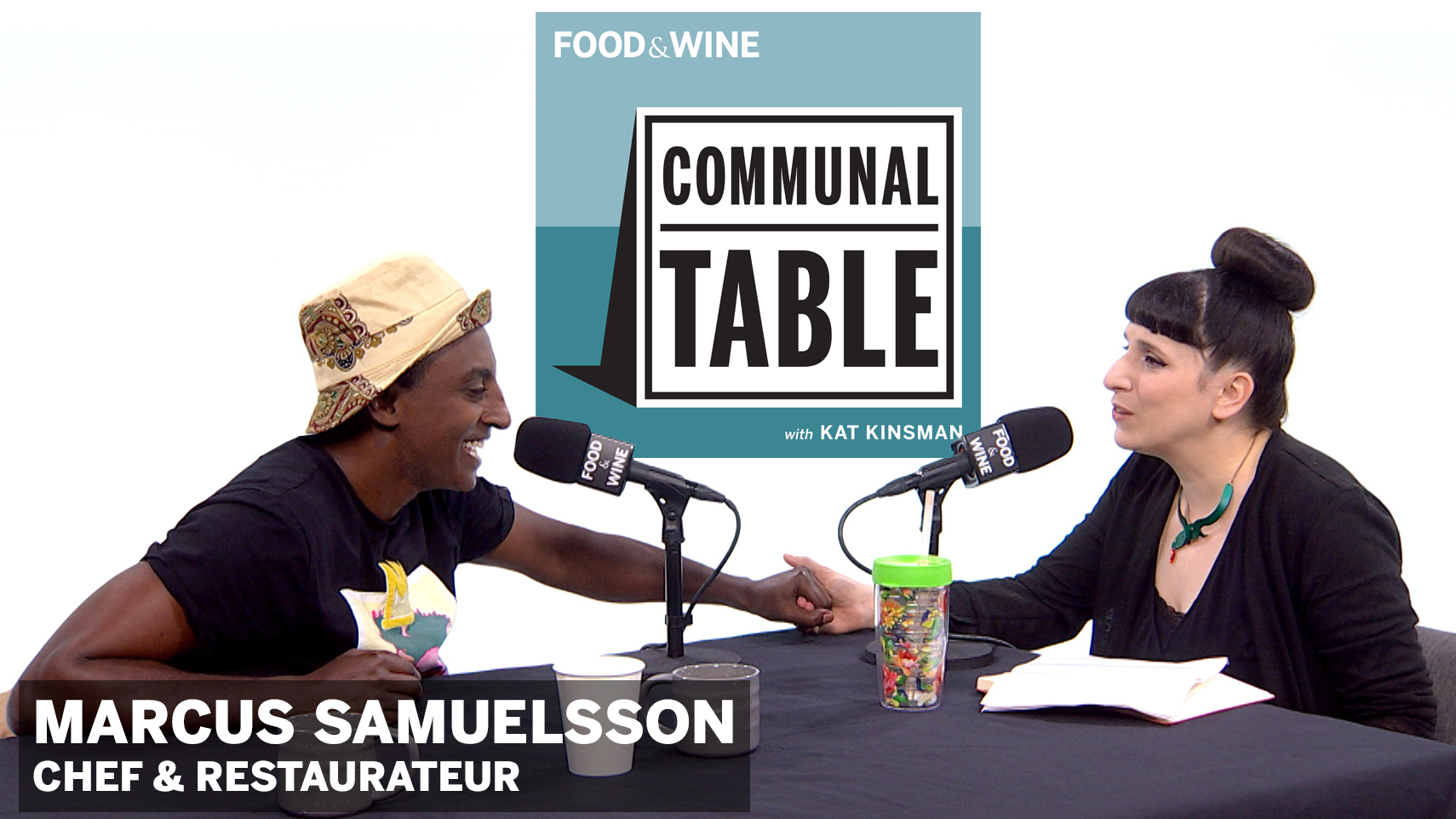 Communal Table Podcast: Marcus Samuelsson