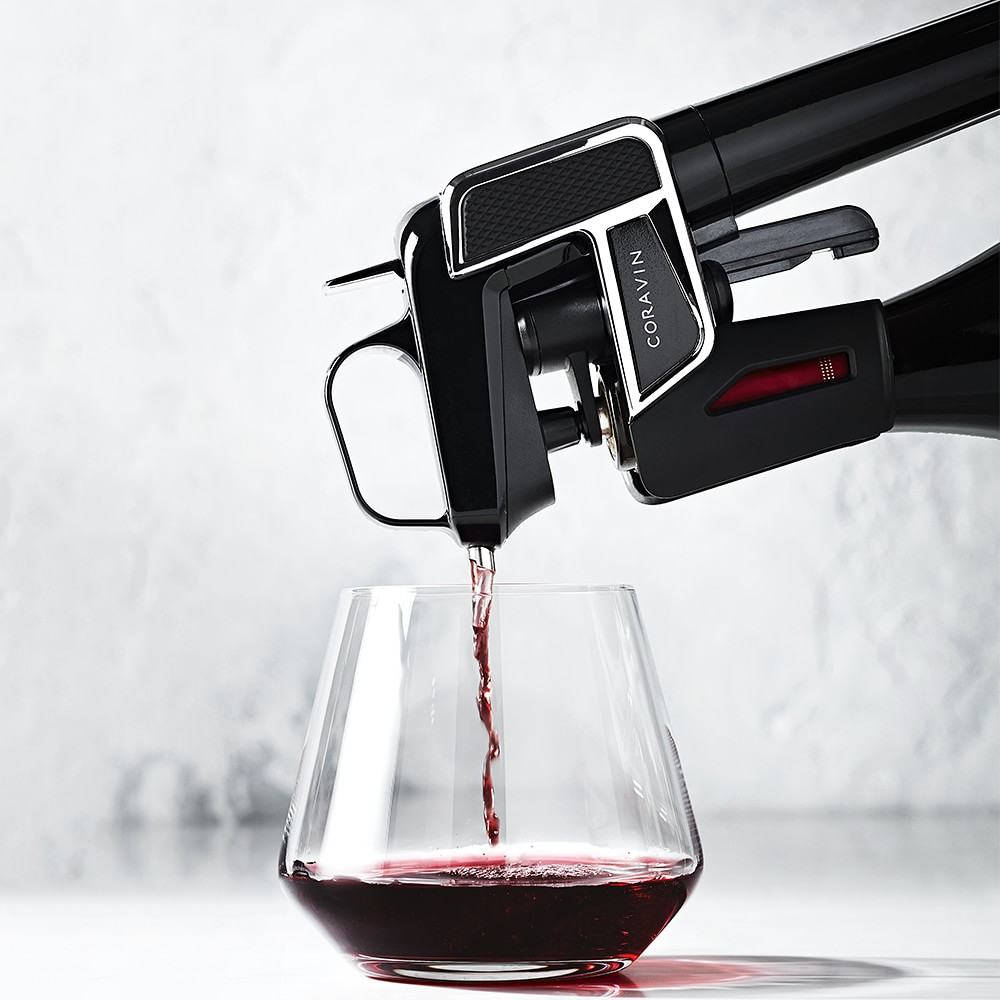 The Easiest Way to Keep Wine Fresh Is This Gadget — And It's on Sale Right Now