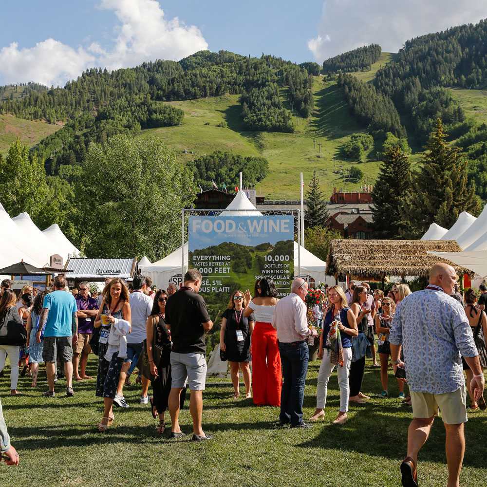 Everything You Need to Know About the Food & Wine Classic in Aspen