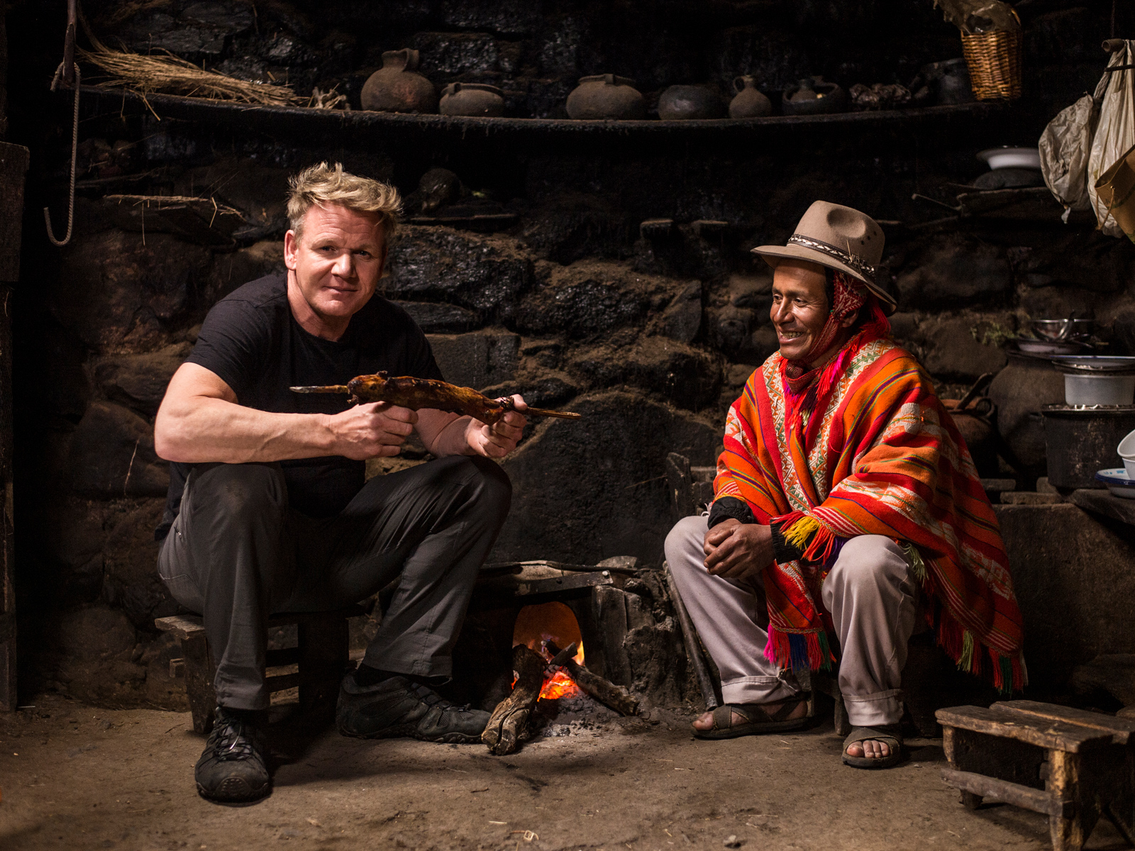Watch the First Trailer for 'Gordon Ramsay: Uncharted'
