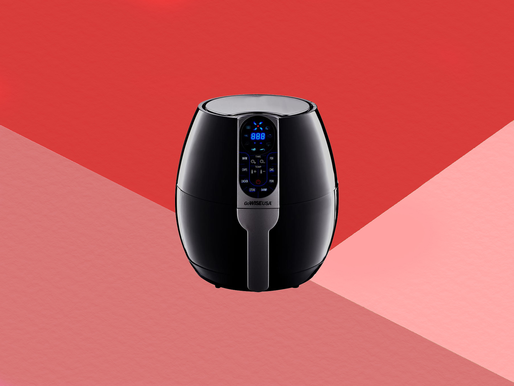 Amazon Shoppers Are Obsessed With This Air Fryer—And It's 43% Off Right Now
