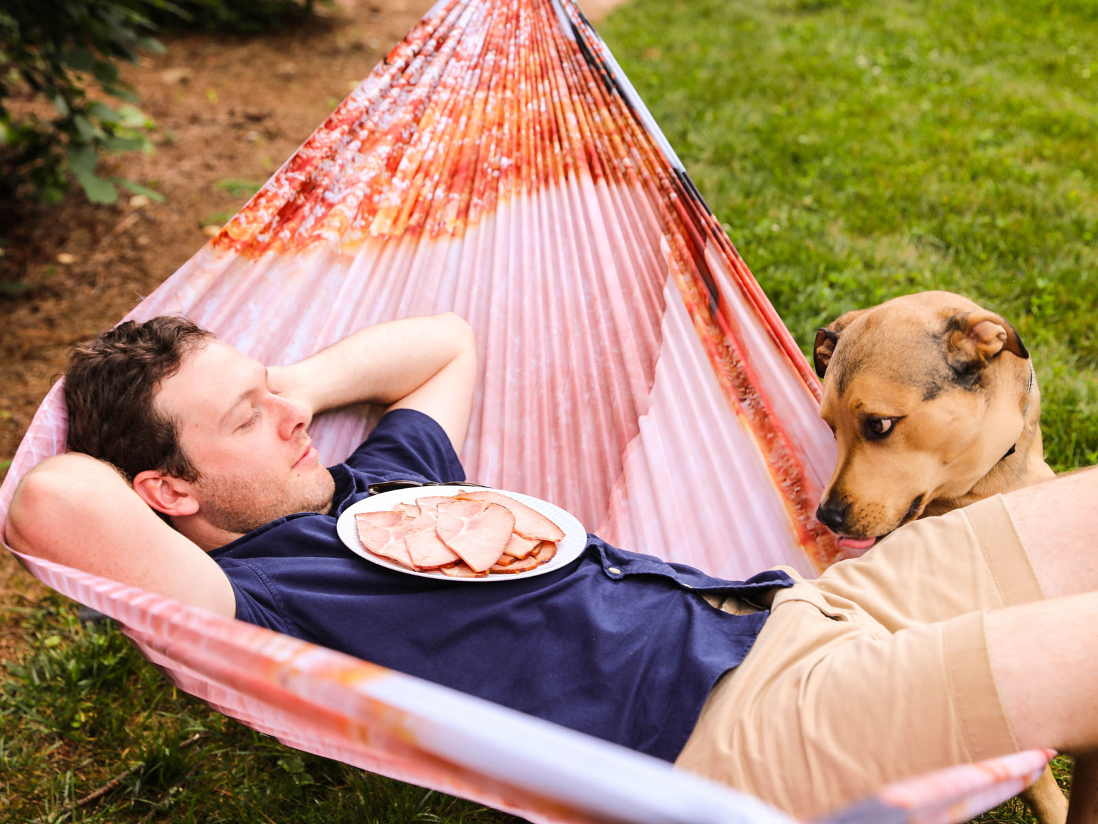 Honey Baked Created a 'Ham'mock to Aid in Your Summer Relaxation