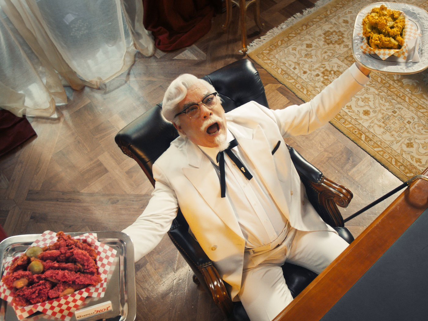 Here's How KFC Picks Actors to Play Colonel Sanders
