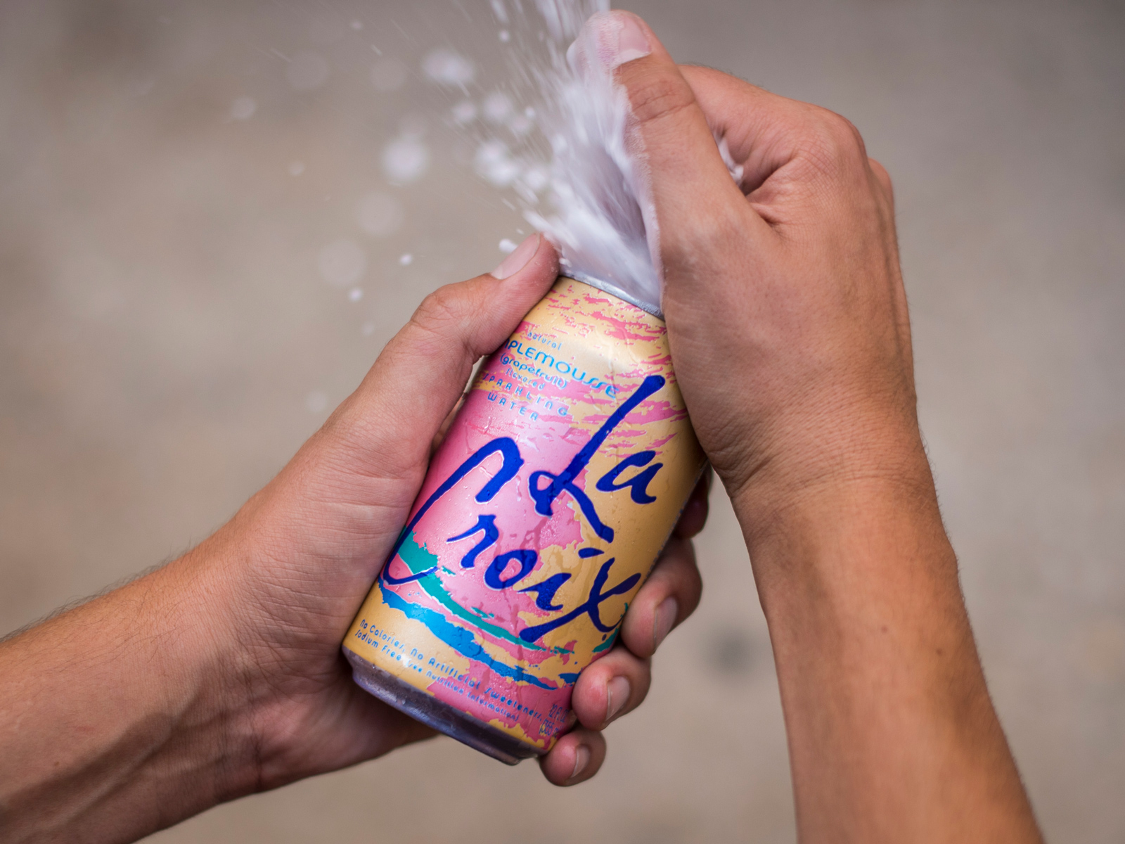 Technically, LaCroix Shouldn't Be Sold in Massachusetts