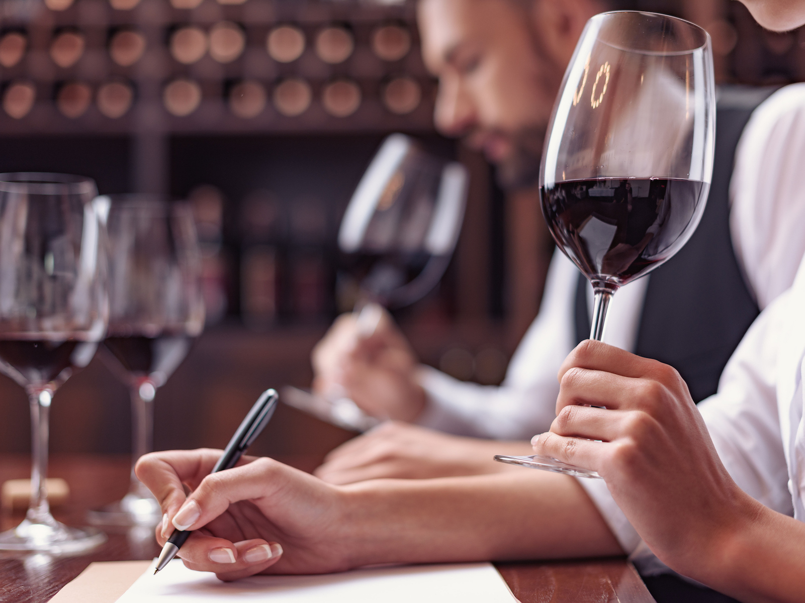 Can You Answer the Questions from This Year's Master of Wine Exam?
