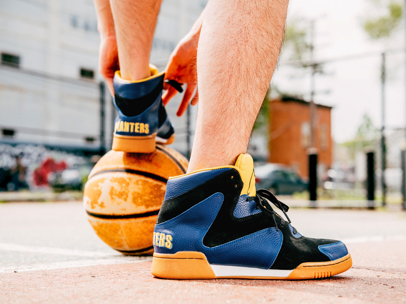 Crunch Force 1 Shoes