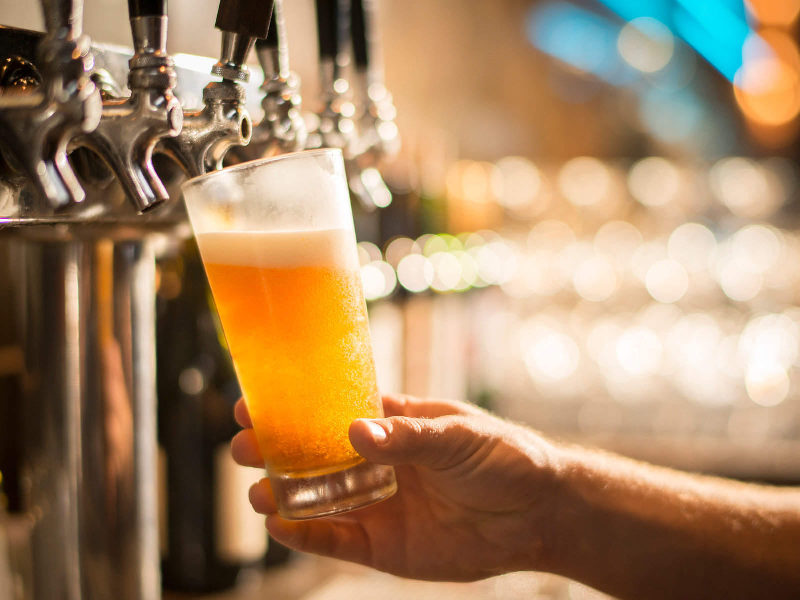 Are Millennials Driving Down the Price of Beer in Bars?