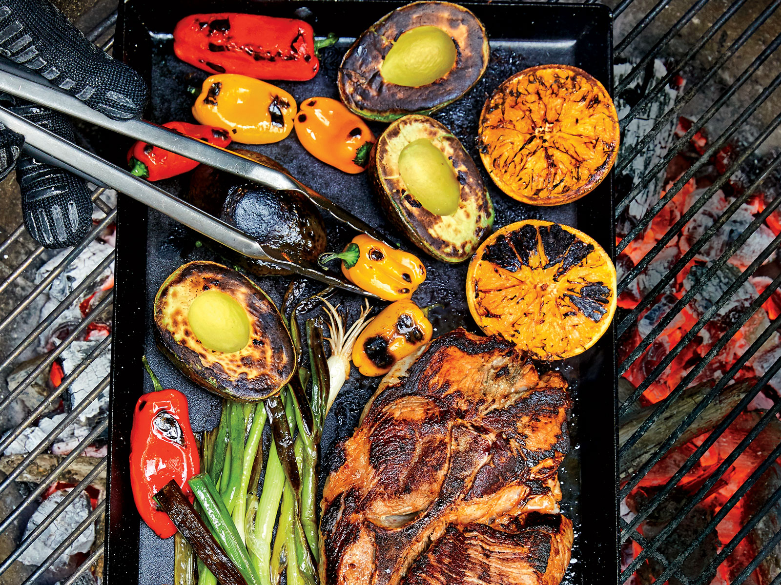 8 Tips for Grilling a la Plancha