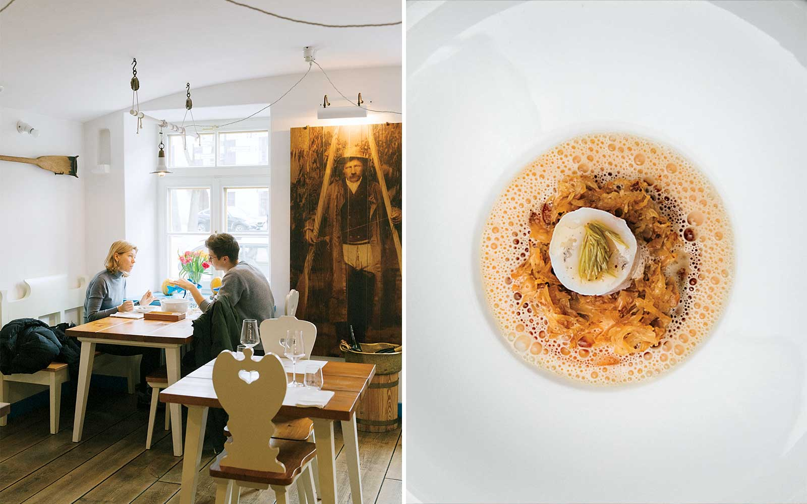 Vilnius, Lithuania's Best Restaurants and Bars: Why Food Lovers Should Plan a Trip