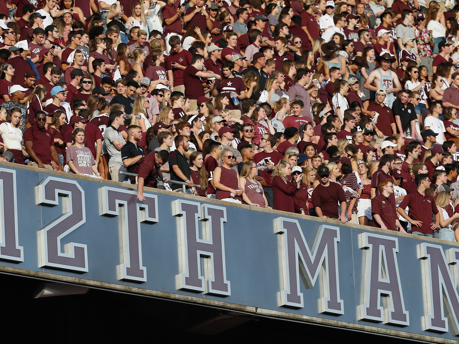 Texas A&M Becomes First SEC Football Team to Allow Stadium-wide Beer and Wine Sales