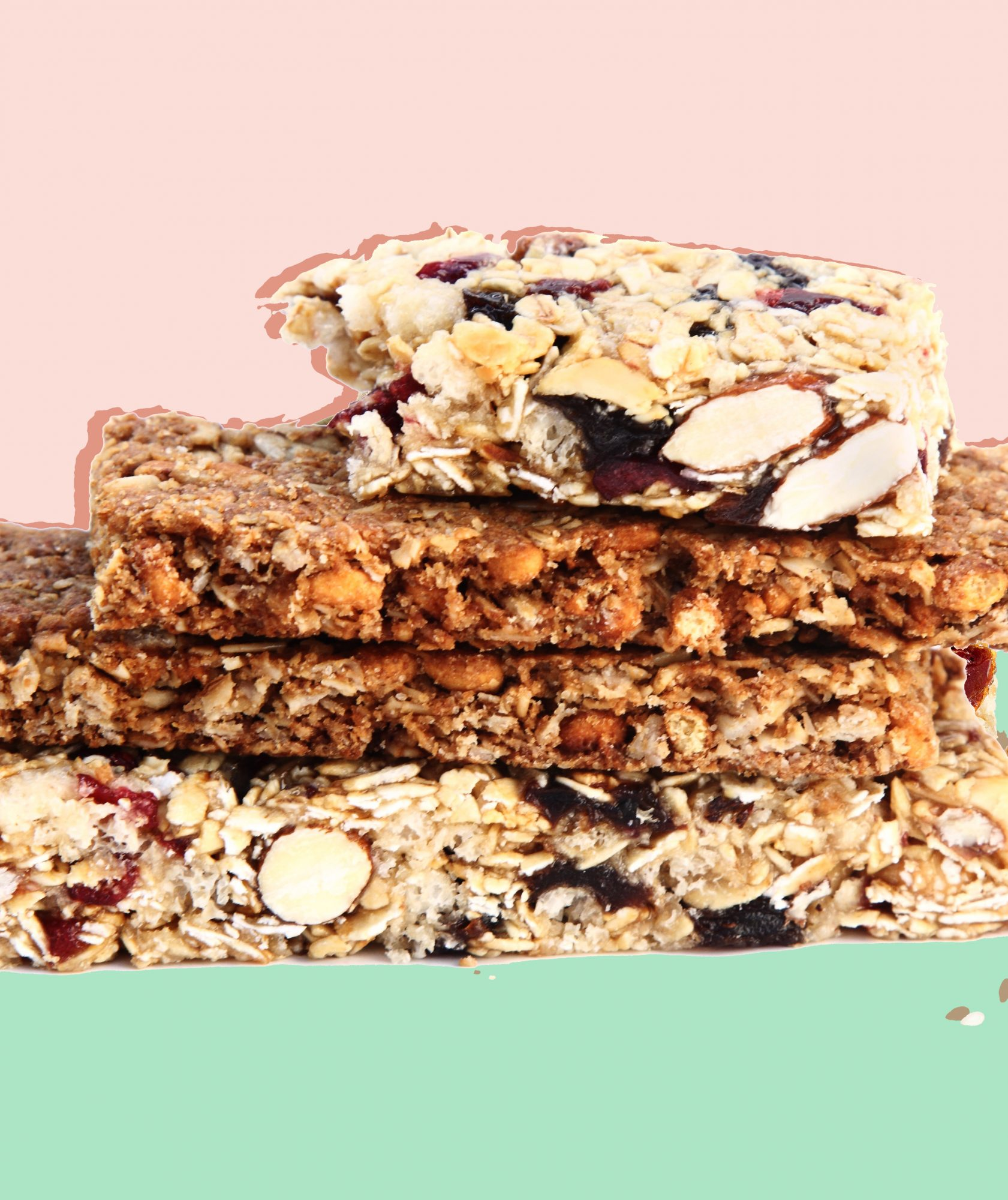 We Tried All of the Snack Bars From Trader Joe's—Here Are Our Top 5
