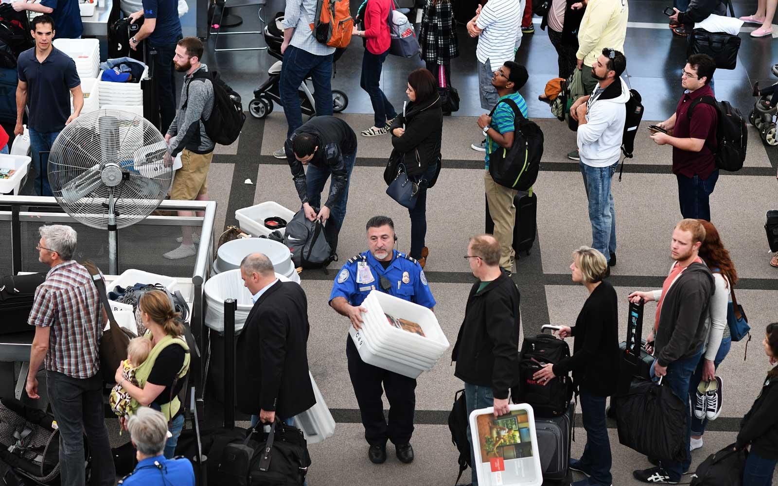 These Are the 5 Items That Travelers Always Ask the TSA About