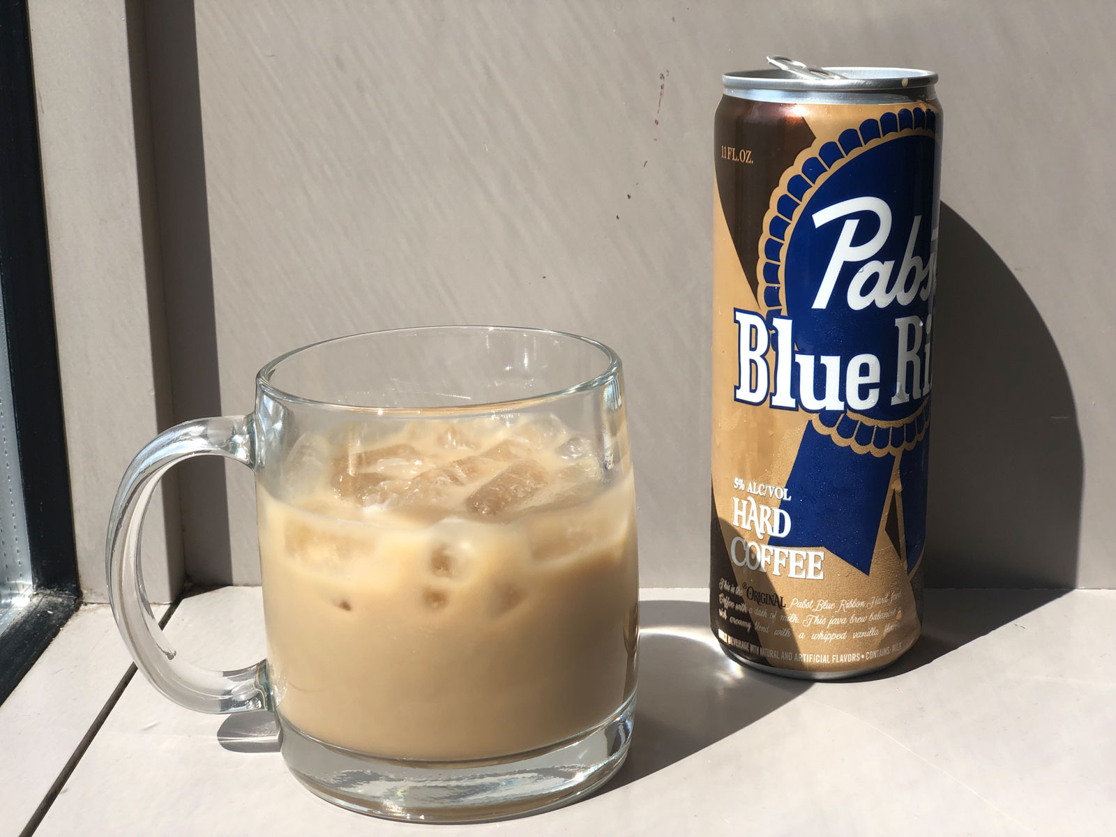 We Tried Pabst Blue Ribbon Hard Coffee