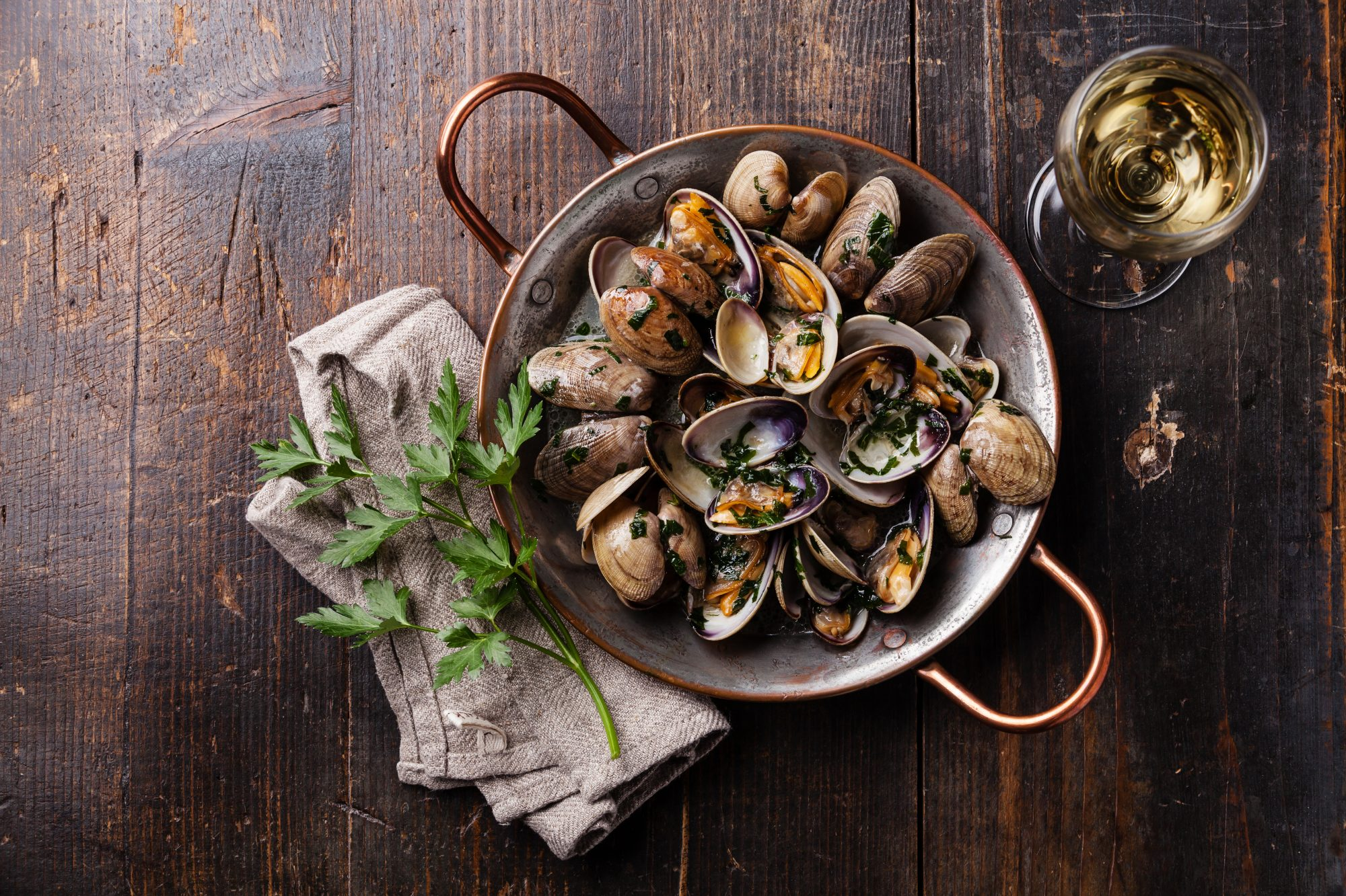 Every Kind of Clam You Can Buy in the U.S.