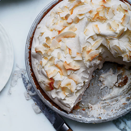 Coconut Cream Pie