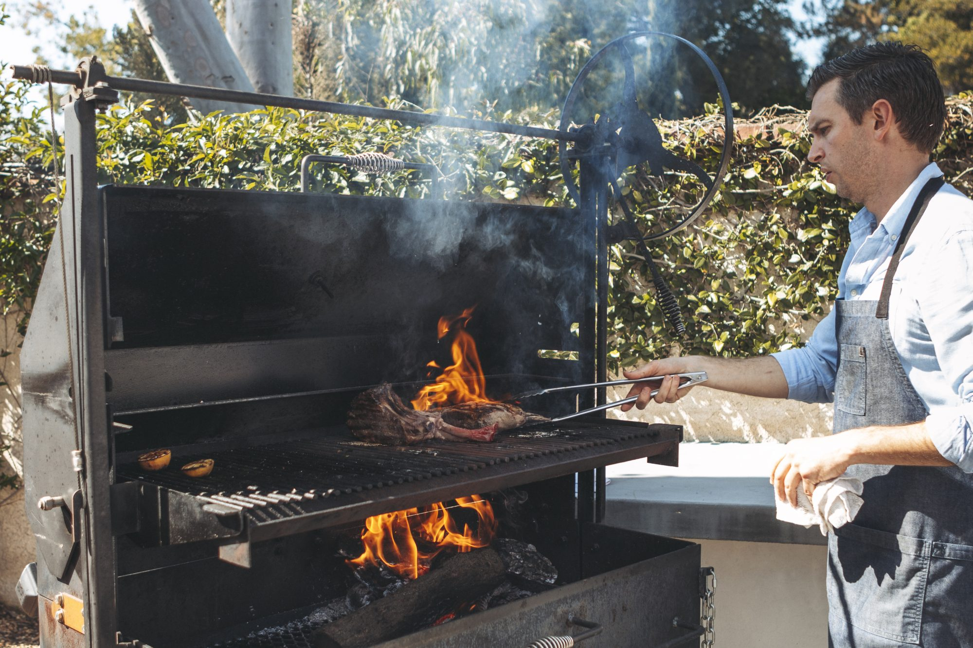 5 Simple Tips for a California-Style Barbecue