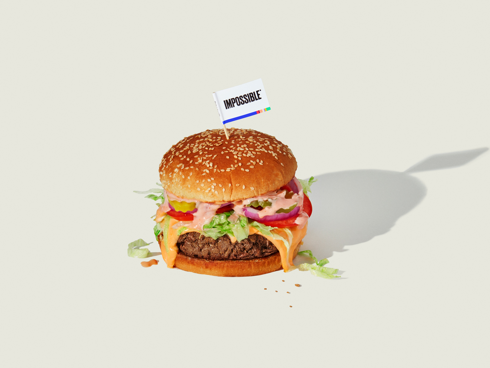 Impossible Foods Says Its Burger Shortages Are Over