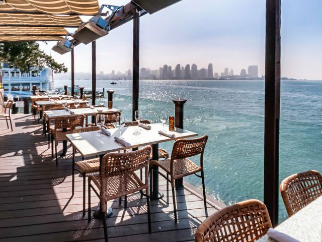 OpenTable Most Scenic Restaurants in America