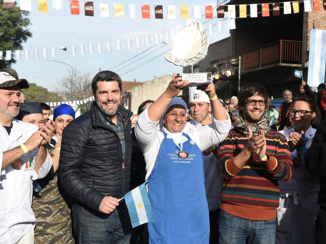 Buenos Aires Just Hosted Its First-Ever Empanada Championship