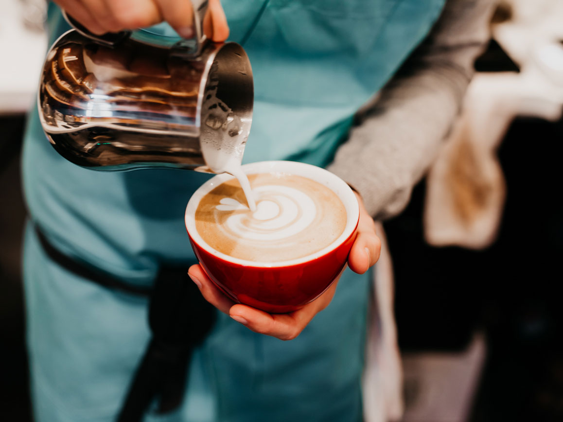I Was a Barista for a Day, and It Changed the Way I Think About Coffee