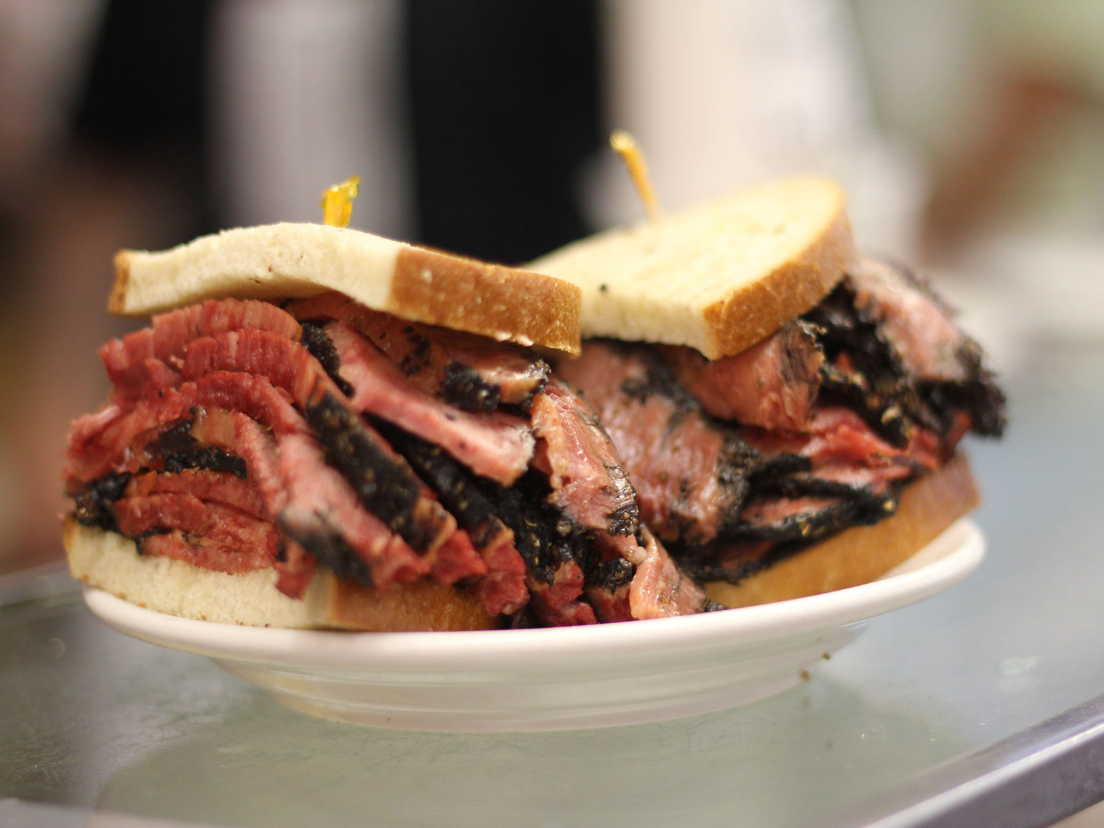 You Can Now Order Katz's Pastrami Sandwiches at The Met