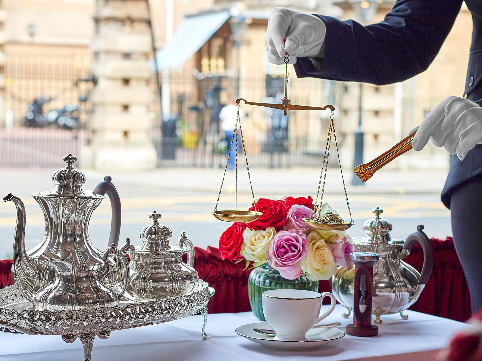 Would You Drink a $600 Pot of Tea?