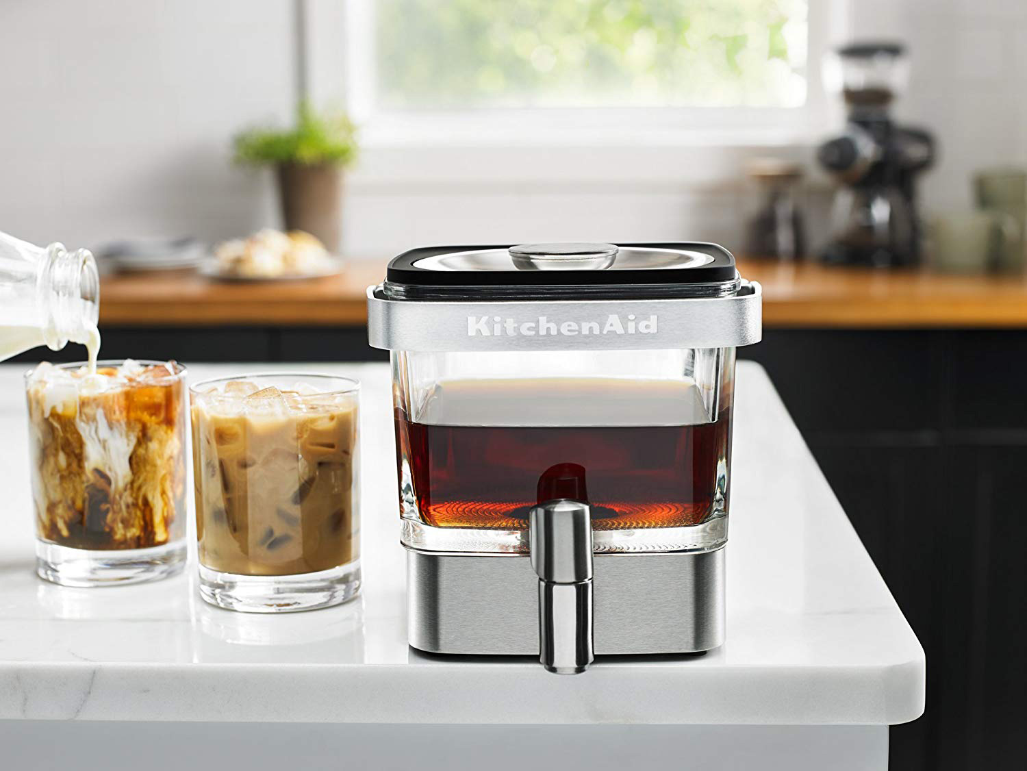 KitchenAid's Best-Selling Cold Brew Maker Is Just $70 for Prime Day — Today Only!
