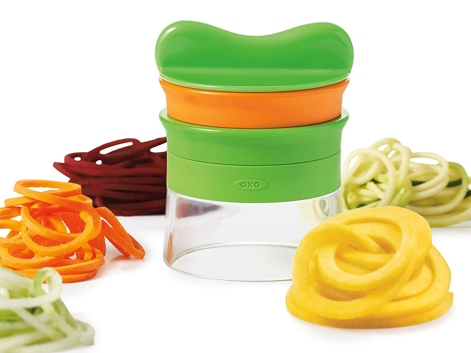 OXO's Top-rated Spiralizer Is on Sale for Amazon Prime Day — But Only for the Next Few Hours