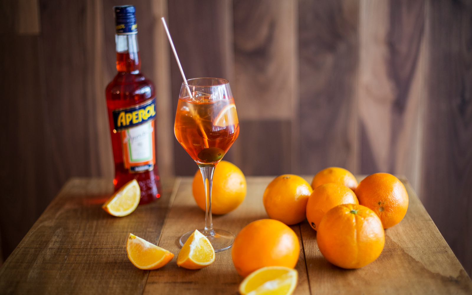 The Best Bars Around the World for an Aperol Spritz