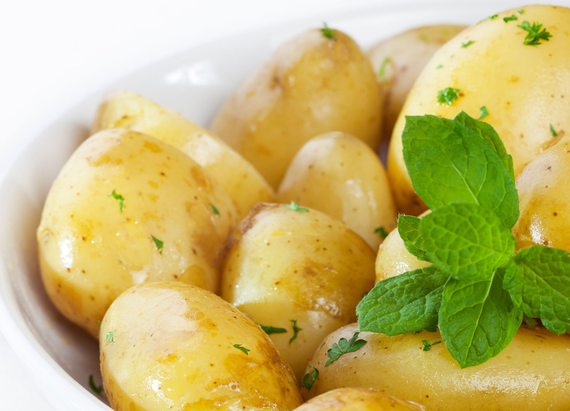The Secret to Making the Best Baby Potatoes