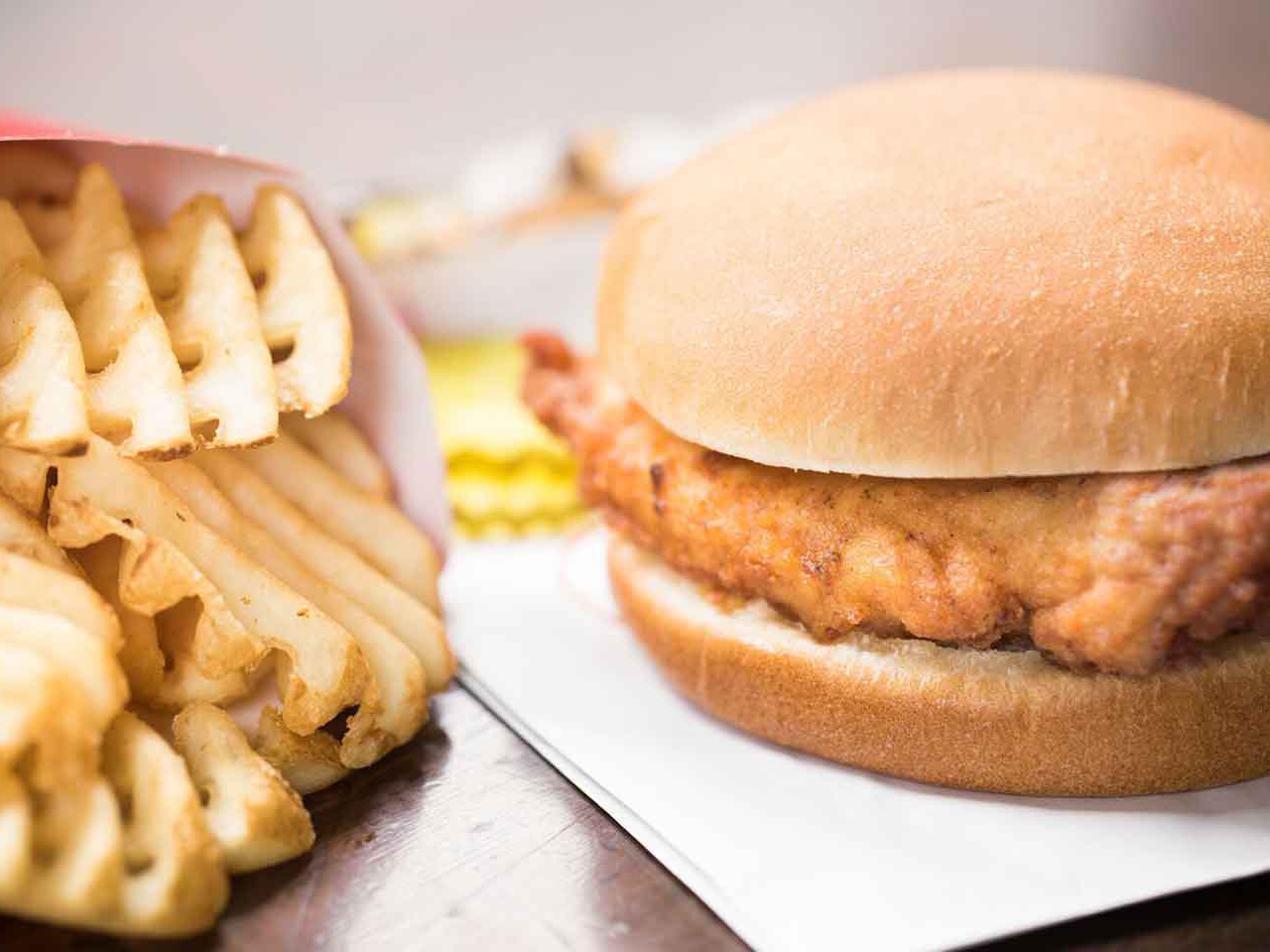 Sorry, Burgers: A Chicken Chain Is America's Favorite Fast Food Restaurant