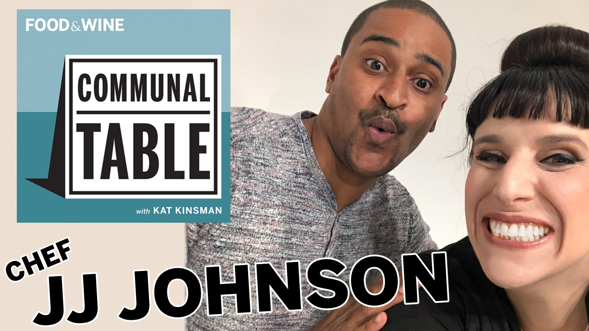 Communal Table Podcast: JJ Johnson