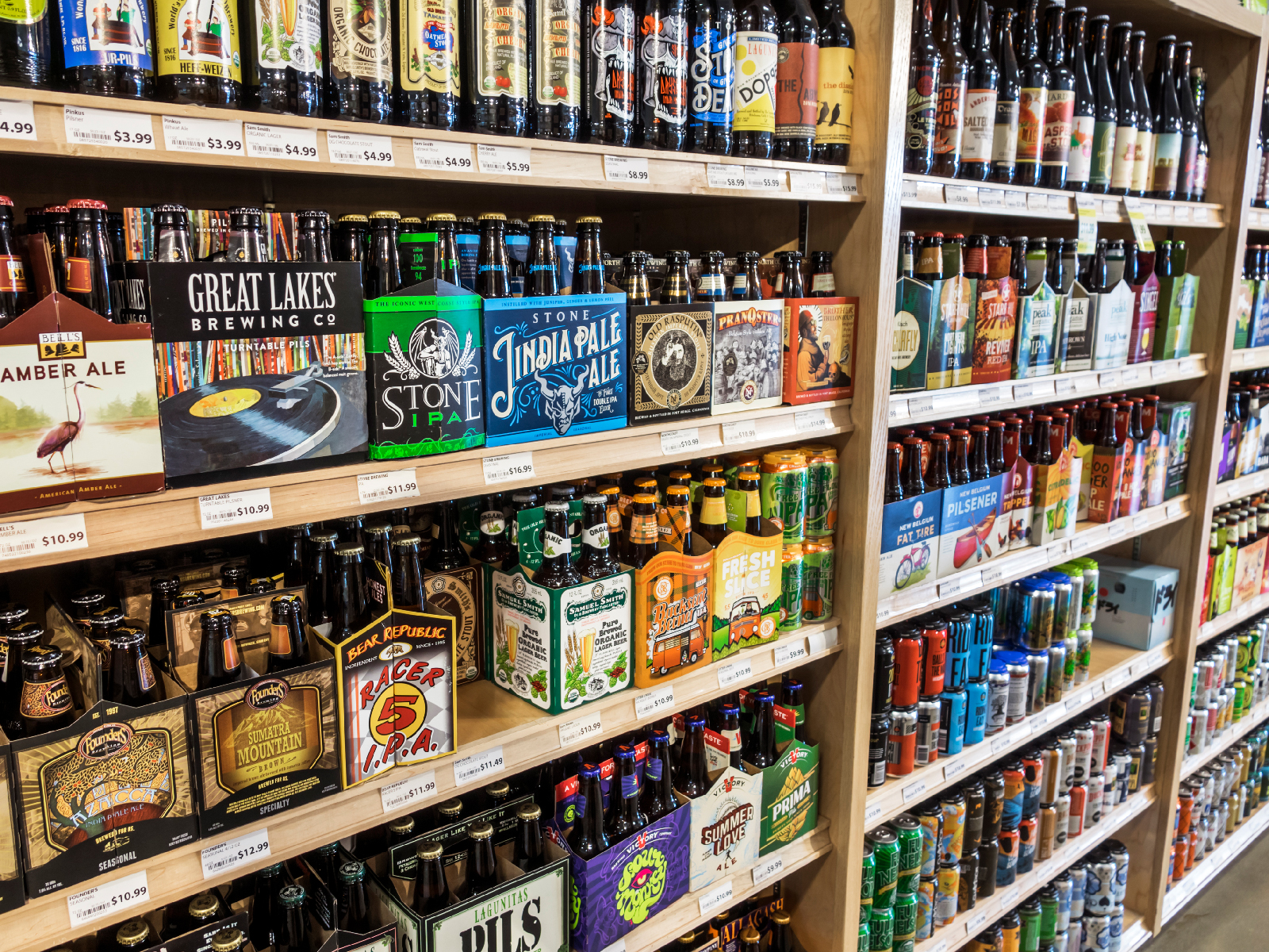 Craft Beer Drinkers Are Less Adventurous Than They Used to Be, Survey Says