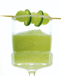 Cucumber-Honeydew Freeze