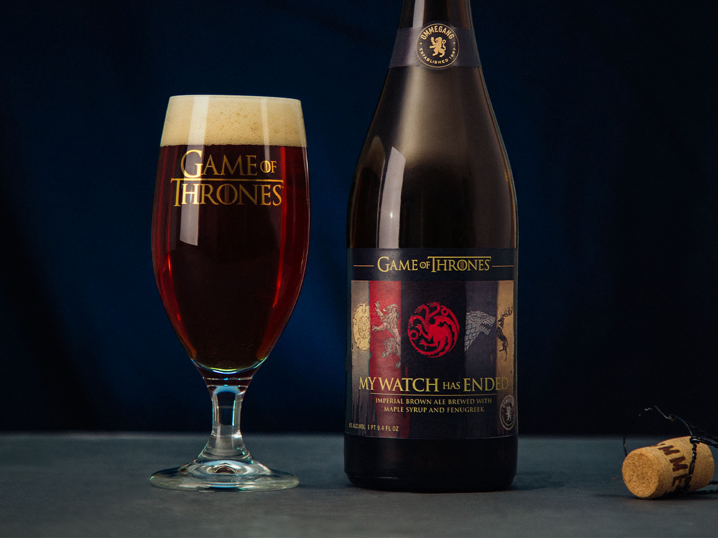 'Game of Thrones' Returns One Last Time — in Beer Form