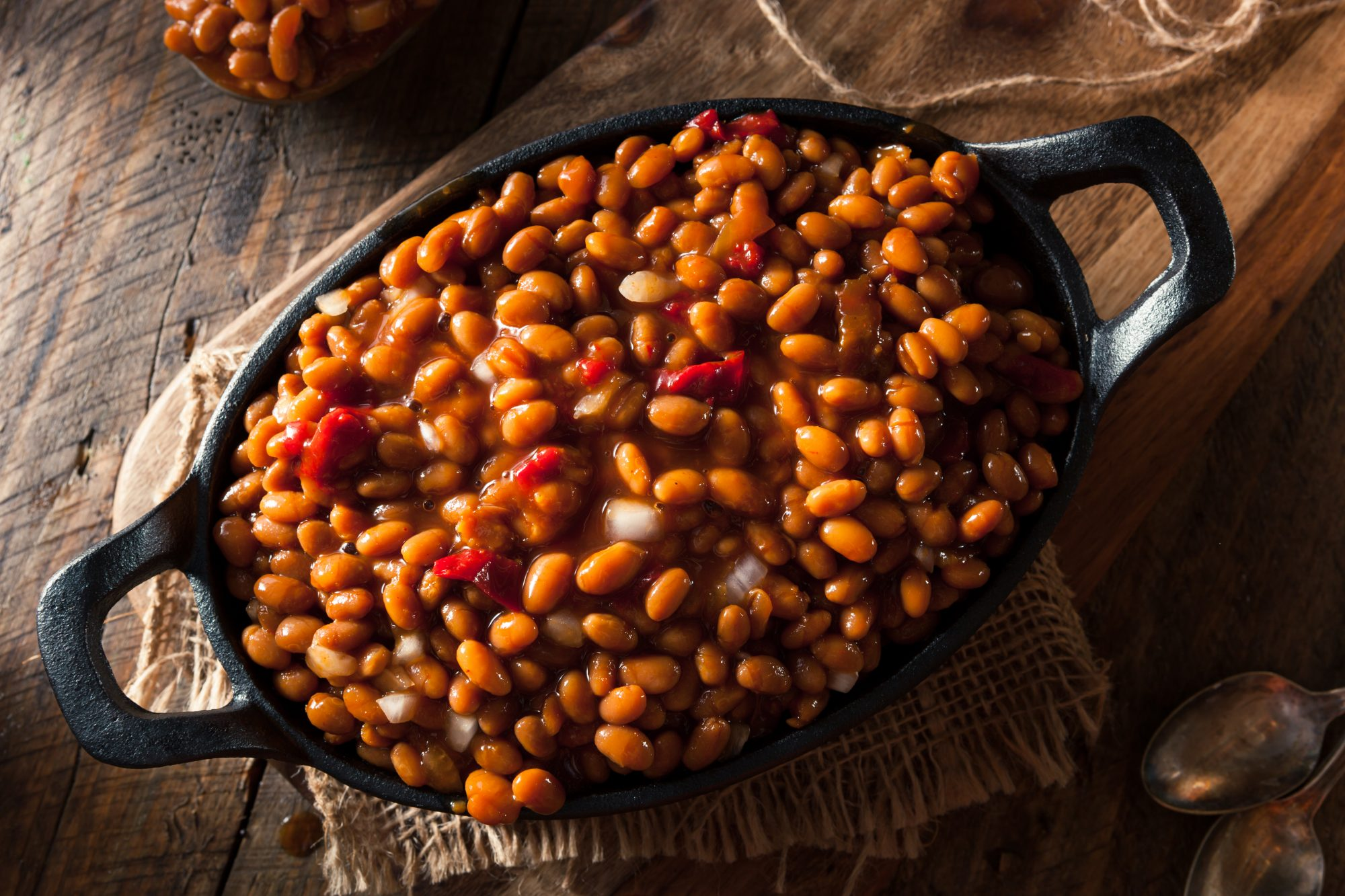 The Secret to Making Canned Baked Beans Taste Homemade