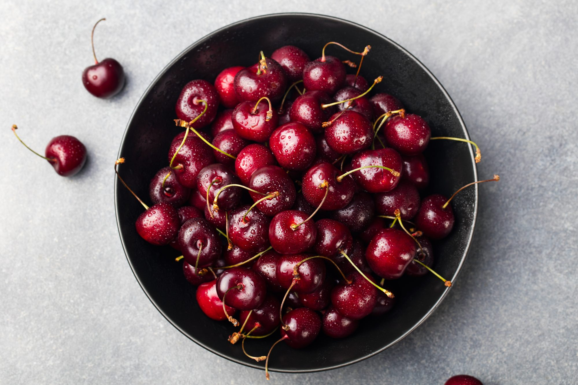 The Weird Health Reason You Should Be Drinking Tart Cherry Juice