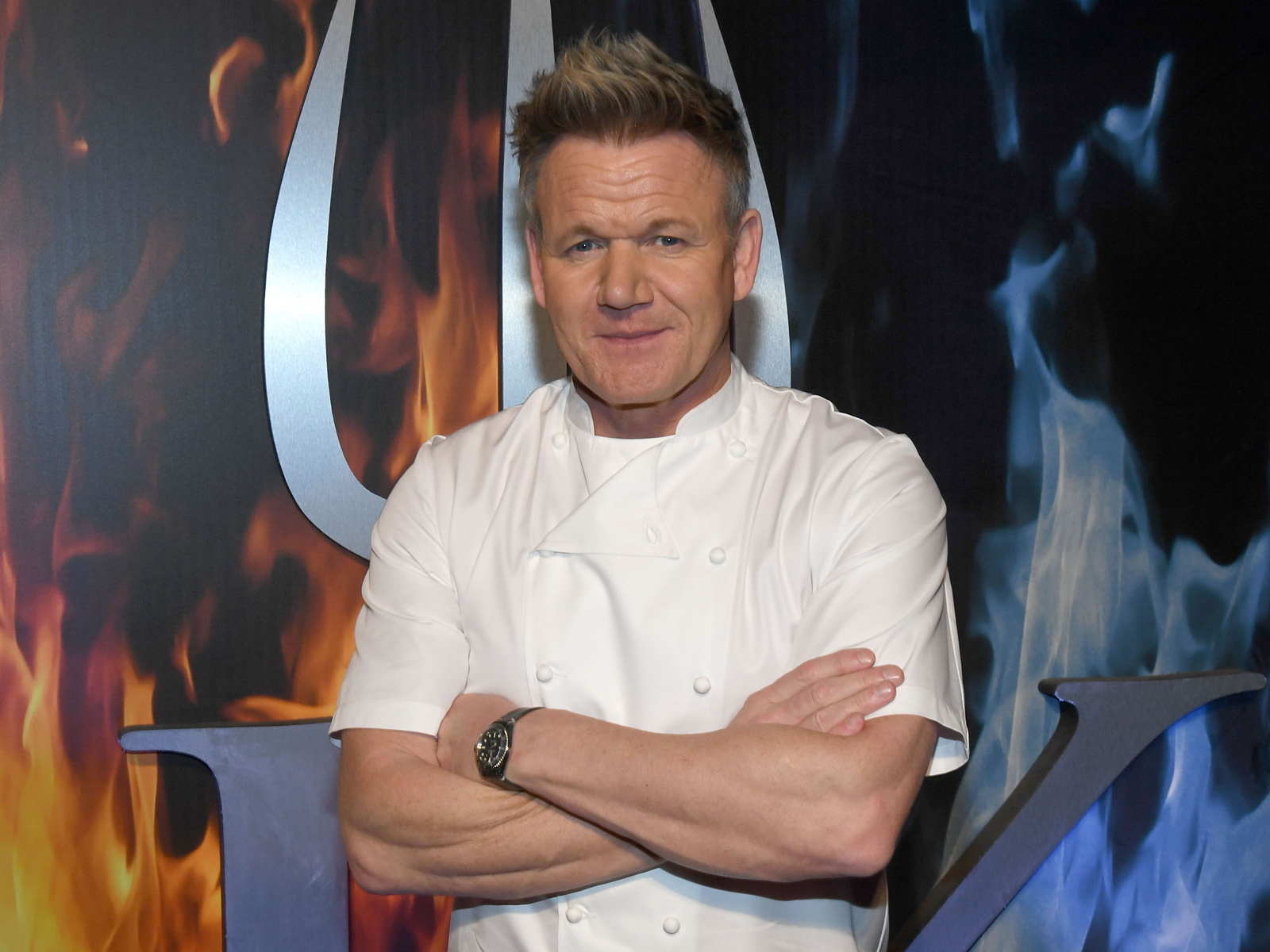 Gordon Ramsay Plans to Open 100 Restaurants in Next Five Years