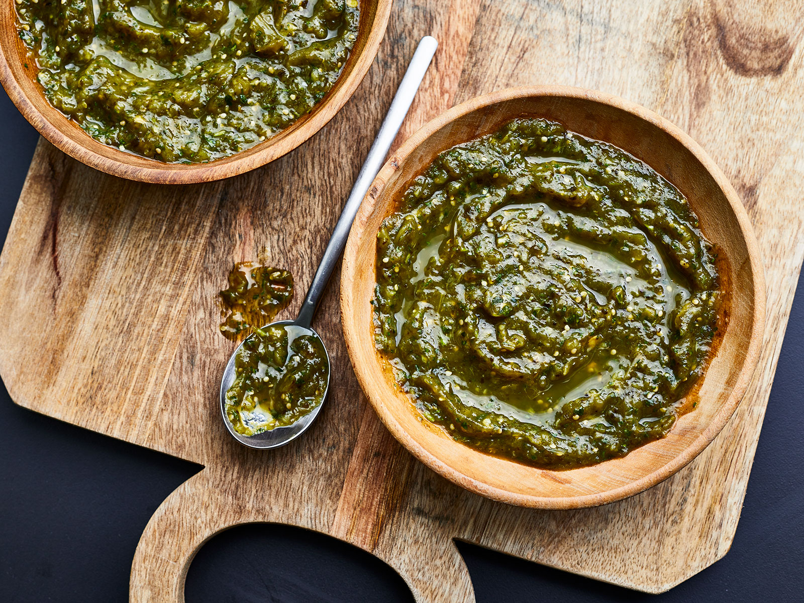 Hatch Chile Salsa