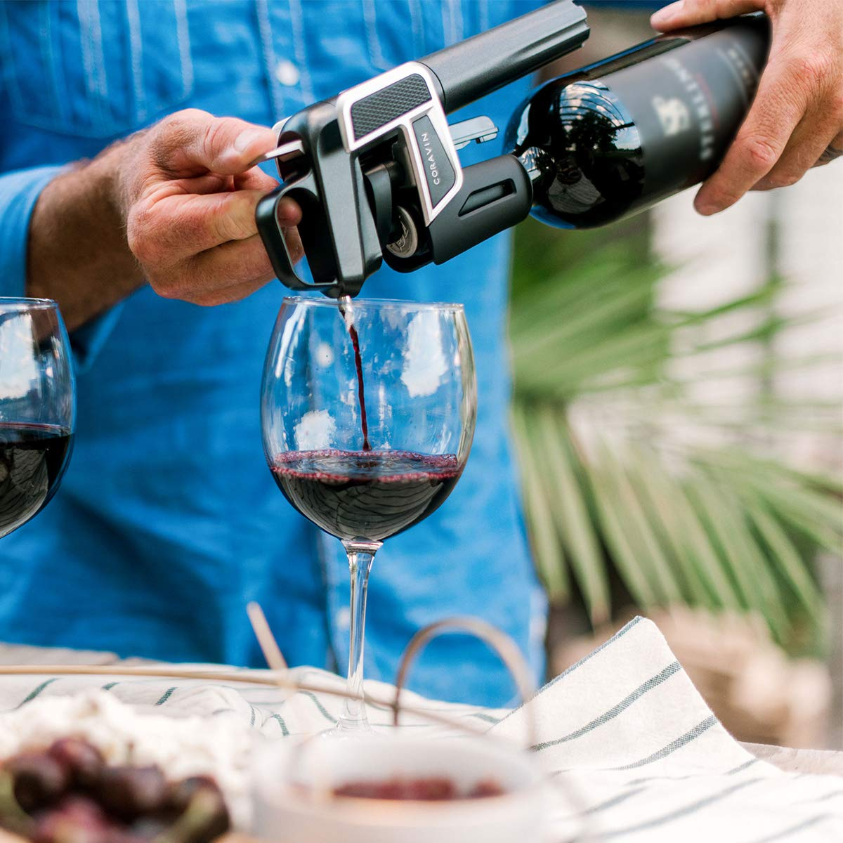 The Easiest Way to Keep Wine Fresh Is This Gadget — And It's Deeply Discounted on Amazon Today