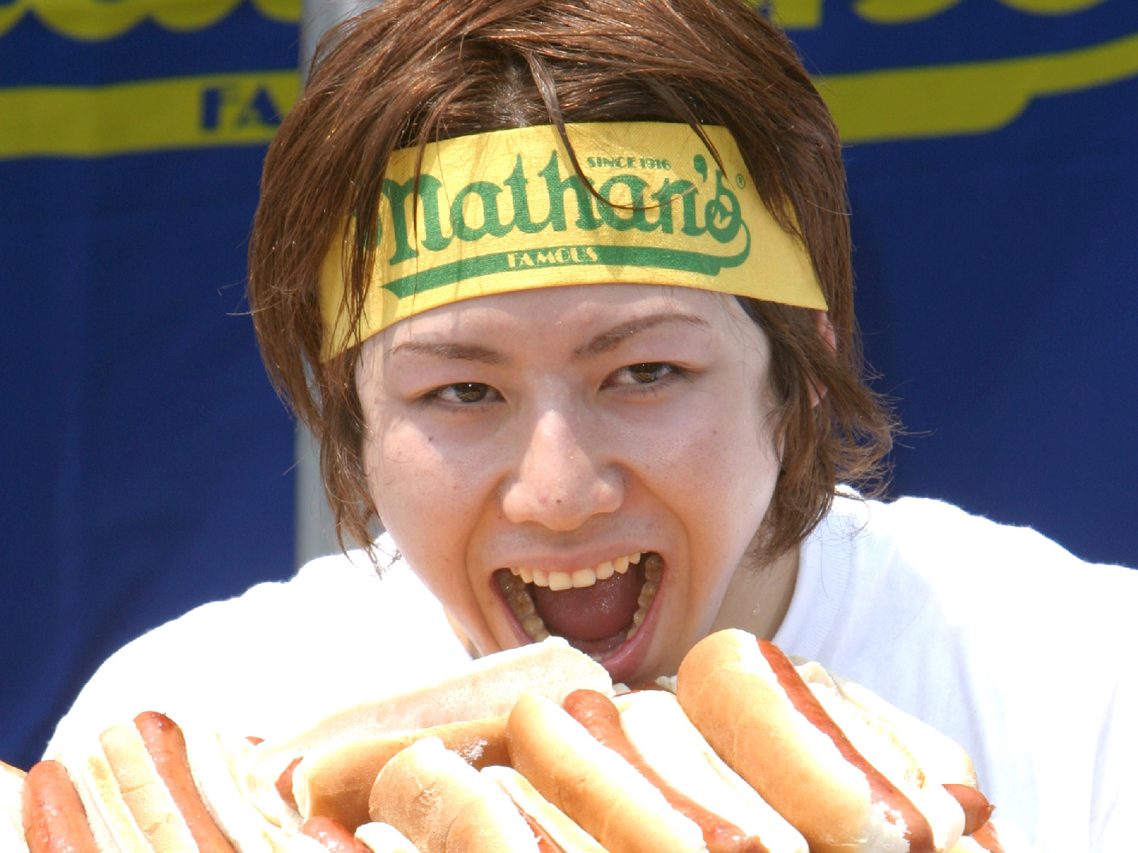 Kobayashi Thinks Hot Dog Eating Contests Are Easier Than They Were Ten Years Ago