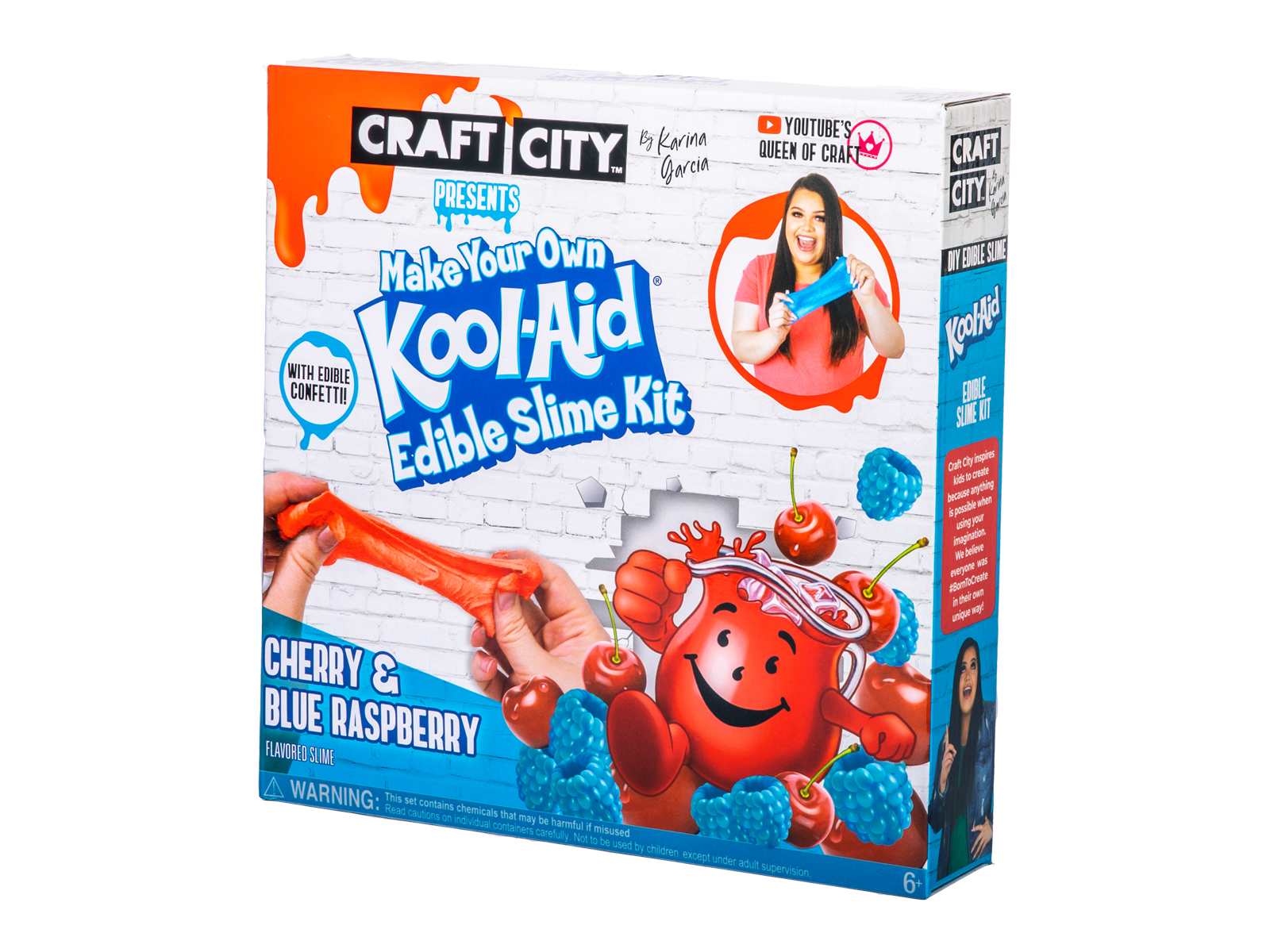 Two Classic Kool-Aid Flavors Now Come in the Form of Edible Slime